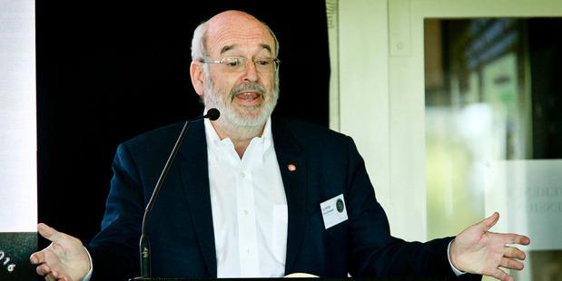 Sir Peter Gluckman. Photo / File