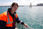 Northland Regional harbourmaster Jim Lyle.