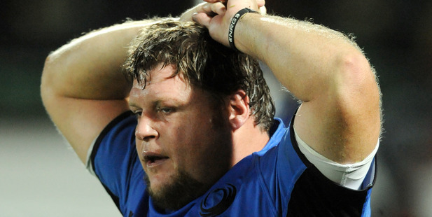 The Western Force and Melbourne Rebels will learn within three days which of them is to be axed. Photo / Ross Setford.