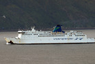 The Interislander ferries are running as usual. File photo/Ross Setford