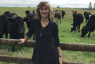 The cows might not be too bothered, but Michelle Thompson is thrilled that rural broadband is to be expanded.
