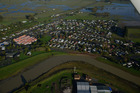 Residents from 229 flood-affected properties in Edgecumbe can return home from midday.  Photo/File