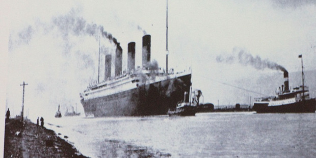 After the RMS Titanic struck that iceberg on this day in 1912 the eight members of its orchestras became heroes. How many survived? Photo / File