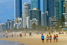 Surfers Paradise, Gold Coast. Photo / Tim Roxborogh