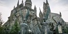 Hogwarts Castle exterior at Wizarding World of Harry Potter. Photo / Universal Studios Hollywood/David Sprague