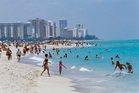 South Beach in Miami, Florida is a great place to relax. Photo / Getty Images