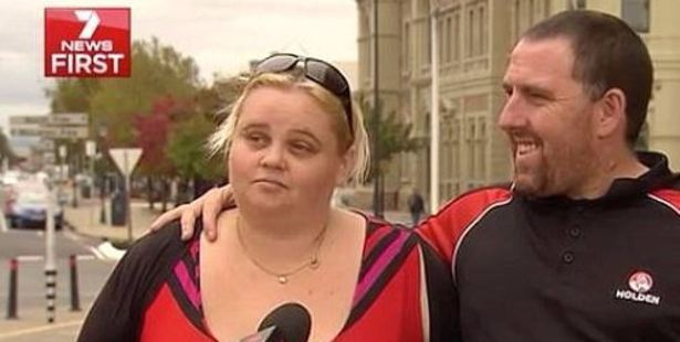 Her partner has stood by her comments, suggesting it's not her fault she 'doesn't like these players'. Photo / 7 News