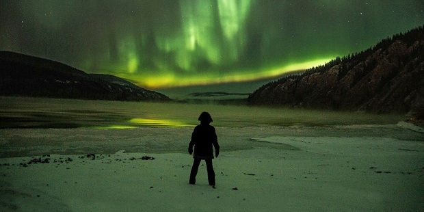 Northern lights. Photo / Getty Images