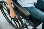 Transabled people can turn to self-harm so they might be considered disabled. Photo / 123rf.