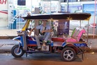 The tuk-tuk driver who wants to give you a ride when you've just arrived. Photo / 123RF
