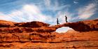 Wadi Rum Desert-Jordan. Photo / Getty Images