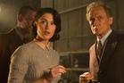 Gemma Arterton and Bill Nighy star in Their Finest, a comedy set in World War II about propaganda-creating screenwriters.
