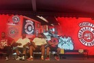 Former gang members share their stories at Destiny Church. Photo / Facebook.