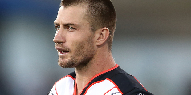 Warriors playmaker Kieran Foran remains unsigned beyond this season as he considers his playing future. Photo / Photosport.