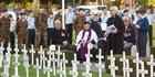 Field of Remembrance consecration