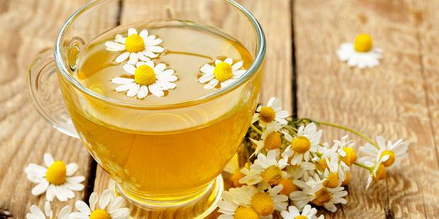 Chamomile tea. Photo / 123RF