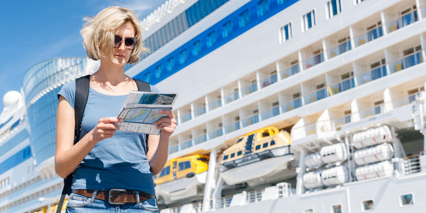 """""""That sounds lovely. I really must book a cruise."""" Then I remember that I have an inbuilt bias against cruises. In fact, I would sooner sit at home and chew tinfoil than go on a cruise. Photo / 123rf"""