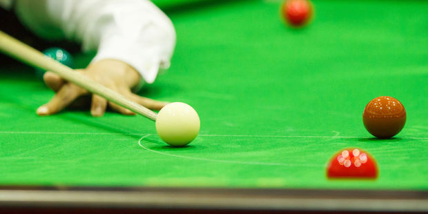 Snooker is a craft which has elegance, tradition and tangibility. Photo / 123RF