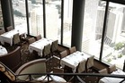 A five-year-old boy died at the Sun Dial restaurant in Atlanta on Friday. Photo / Youtube