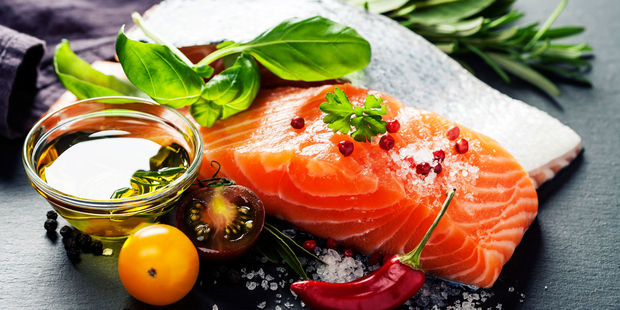 Fresh salmon. Photo / 123RF