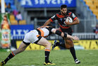 David Bhana when playing for the Warriors in NSW Cup. Photo / Photosport