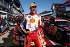 New Zealand Supercars driver Fabian Coulthard is a big fan of the fast Victorian track. Photo / Photosport