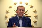 Recep Tayyip Erdogan called for unity. Photo / AP