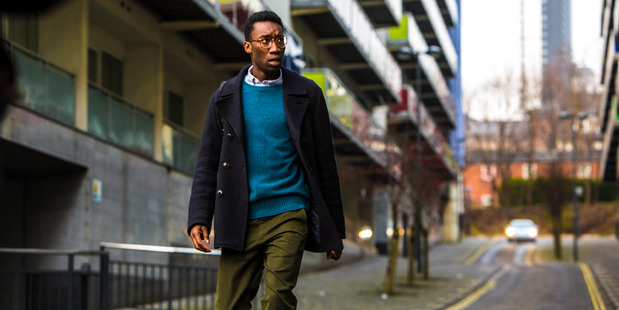 Nathan Stewart-Jarrett as Ian Johnson in Utopia.