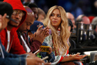 Beyonce pulled out of her headlining spot at Coachella due to her pregnancy with twins. Photo / AP