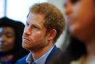 Prince Harry. Photo / AP