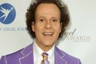 Richard Simmons says he's not missing, he's just a bit under the weather. Photo/AP