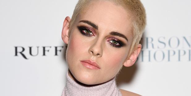 Actress Kristen Stewart. Photo / AP