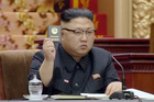 North Korea has a massive US army on its border performing war manoeuvres. Photo / AP