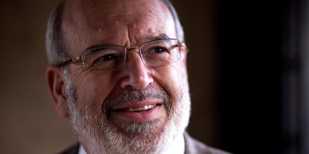 Professor Sir Peter Gluckman. Photo / Dean Purcell