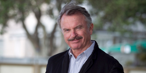 "Sam Neill says he ""loved working"" with the late John Clarke on the 1990 film Death in Brunswick. Photo / nzherald"