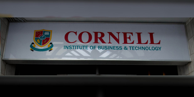 As a result of the two reports, NZQA says it is not yet confident in Cornell's educational performance or assessment procedures. Photo / Richard Robinson