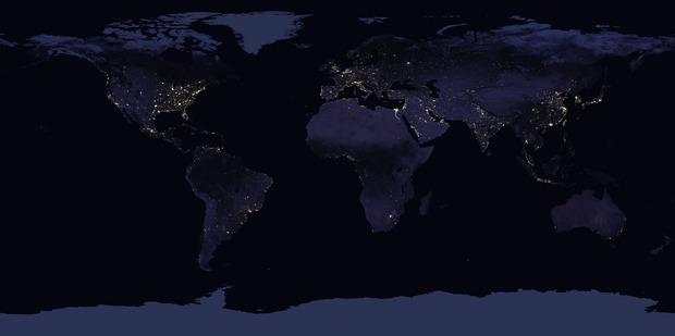Loading Photo / NASA