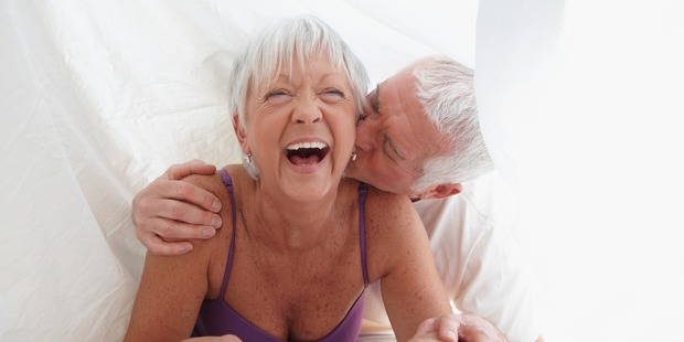 Sex keeps you happy and healthy. Photo / Getty Images