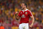Sam Warburton seemed set to lead his second Lions tour. Photo / Getty