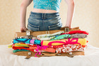 Sarah Bennett of Make Do and Mend, has shared her best packing hacks. Photo/Getty Images