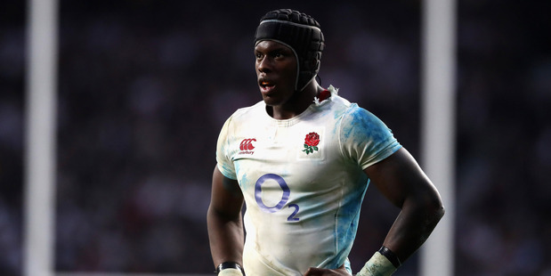 As the youngest member of the Lions squad England's Maro Itoje will be trusted to take care of the Lions mascot on their tour of New Zealand