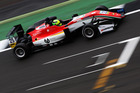 Mick Schumacher of Germany and Prema Powerteam drives during qualifying for the European Formula Three series at Silverstone. Photo/Getty Images