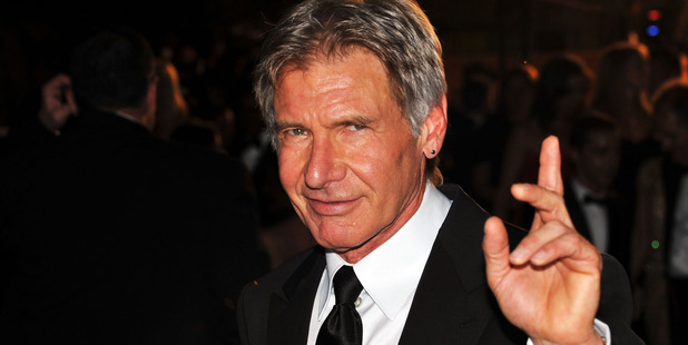 Actor Harrison Ford. Photo / Getty