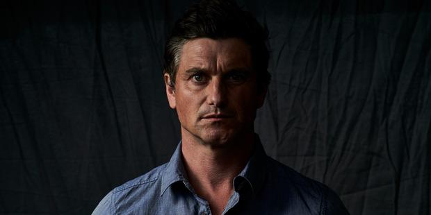 Survivor host Matt Chisholm.
