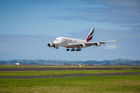 Emirates, the Middle East's largest airline slashed its flights to the United States by 20 per cent.