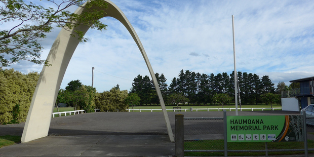Structures like those by well-known Maori architect John Scott at Haumoana War Memorial Park are being noted on the NZ Memorials Register.