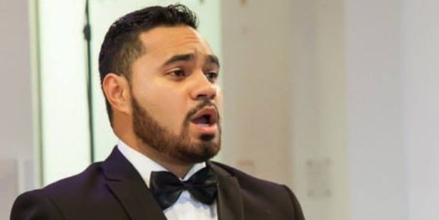 ANZACs: A Generation Lost in Legend features young vocal soloists soprano Anna Mahon, baritone Jonathan Eyers and (pictured) Manase Latu.