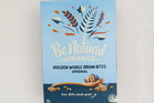 Be Natural Organics Golden Whole Grain Bites Original. Photo / Supplied