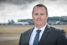 Christchurch International Airport CEO Malcolm Johns. Photo / Supplied
