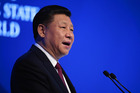 Chinese President Xi Jinping has ordered a major military reshuffle as tensions with North Korea rise. Photo/Bloomberg